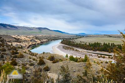 Big Bend of the Flathead River II