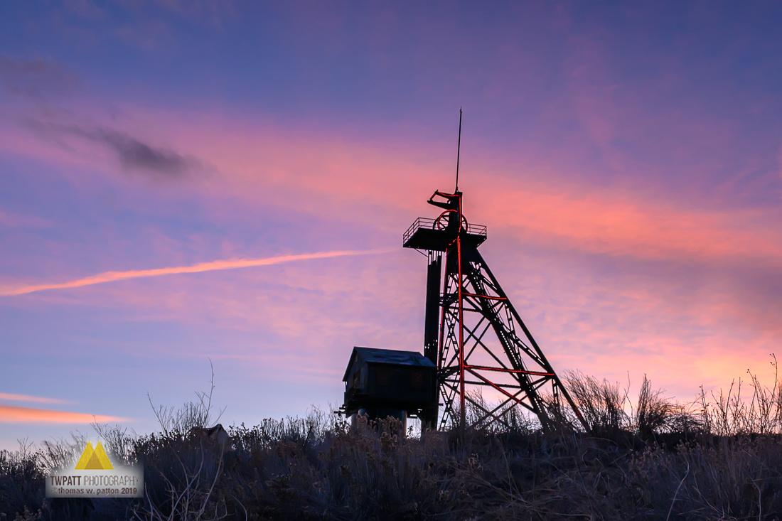 Travona Sunset